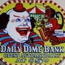 Daily Dime Bank, Carnival Theme.