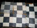 9 Patch Quilt Blocks, 1880's -  QB