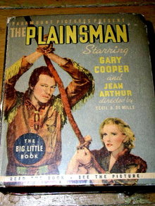 The Plainsman - Big Little Book