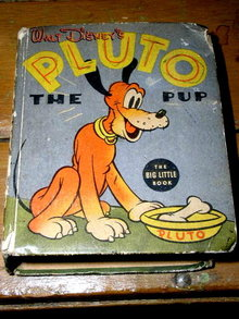 Pluto The Pup - Big Little Book