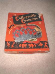 Halloween Costume in Original box