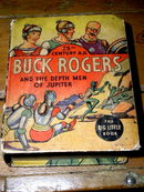 Buck Rogers and the Depth Men of Jupiter - Little Big Book