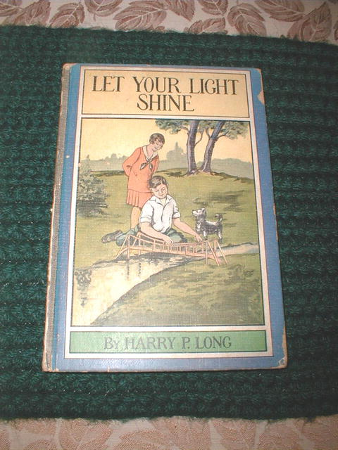 Let Your Light Shine Book