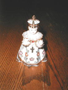 Lefton Infant of Prague  -  FG