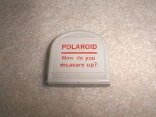 Polaroid Advertising Tape Measure