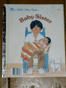 Baby Sister, Little Golden Book, Second Printing