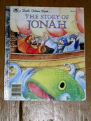 The Story of Jonah, Little Golden Book, First Printing