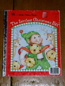 The Littlest Christmas Elf, Little Golden Book, Second Printing