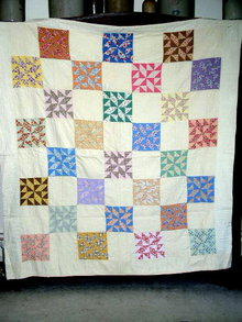 4 Patch Variation Quilt -  QLT
