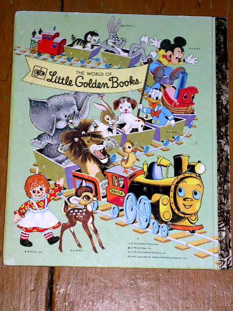 Paul Revere, Little Golden Book, Second Printing
