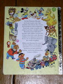 Lily Pig's Book of Colors,  Little Golden Book, First Printing