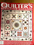 Quilter's Newsletter #248 - 1992  -  QM