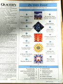 Quilter's Newsletter #254 - 1993  -  QM