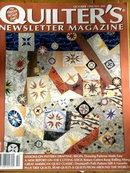 Quilter's Newsletter #266 - 1994  -  QM
