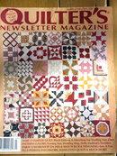 Quilter's Newsletter #270 - 1995  -  QM