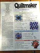 Quiltmaker #32 - 1993  -  QM