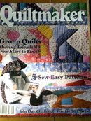 Quiltmaker #44 - 1995  -  QM