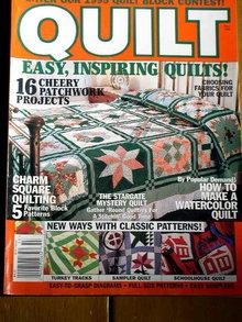 Quilt Magazine #17-3    - 1995  -  QM