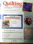 Quilting Today #49  - 1995  -  QM