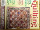 Quilting Today #50  - 1995  -  QM