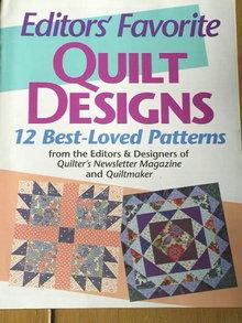 Editors' Favorite Quilt Designs  - 1994  -  QM