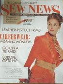 Sew News #125 - 1993  -  QM