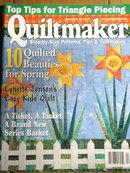 Quiltmaker #78 - 2001  -  QM