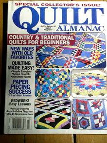 Quilt Almanac #81 by Quilt - 2001  -  QM