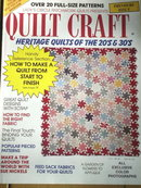 Quilt Craft  #1-16 by Lady's Circle Patchwork Quilts - 1991  -  QM