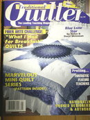 Traditional Quilter #38 - 1995  -  QM