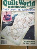 Quilt World Omnibook #8-2 - 1986  -  QM