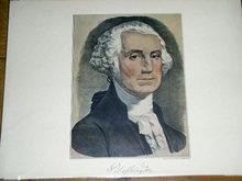 Currier & Ives -  George Washington