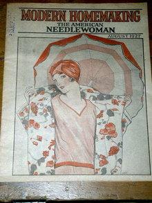 Modern Homemaking - American Needlewoman   -  MZ