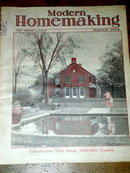 Modern Homemaking - 1928  -  MZ