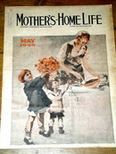 Mother's Home Life Magazine - 1929  -  MZ