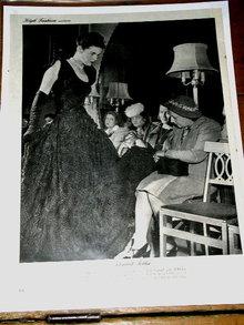 High Fashion Advertisement 1945
