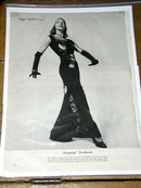 High Fashion Advertisement 1945