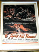 All Boats Away   Movie Advertisement