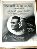 The Bells of Saint Mary's   Movie Advertisement
