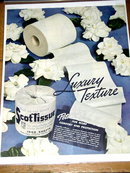 Scott Tissue  Advertisement