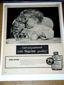 Squibb Aspirin Advertisement