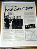 U S Army Reenlistment  Advertisement