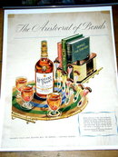 Kentucky Tavern  Whiskey Advertisement