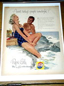 Pepsi-Cola  Advertisement