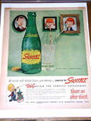Squirt Soda  Advertisement