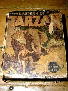 The Return of Tarzan - Big Little Book