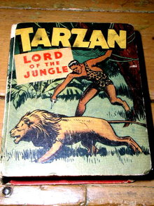 Tarzan, Lord Of The Jungle - Better Little Book