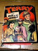Terry and War in the Jungle - Better Little Book