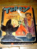 Terry & the Pirates and the Giant's Vengence - Better Little Book