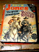 Buck Jones in The Rough Riders - Better Little Book
